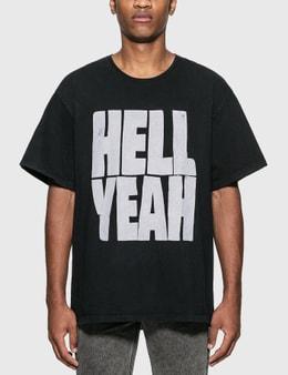 Rhude Hell Yeah T-Shirt