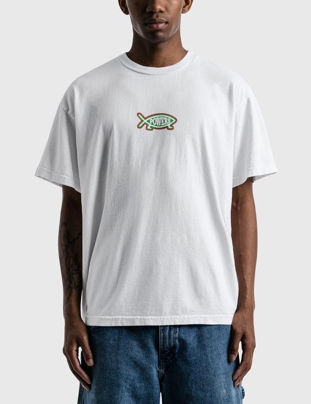 Powers Evolution T-shirt White Men