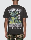 Stussy Bloom Pigment Dyed T-Shirt Picutre