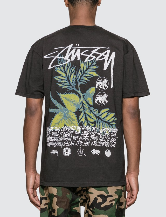 Stussy Bloom Pigment Dyed T-Shirt