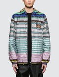 Prada Stripe Nylon Jacket Picture