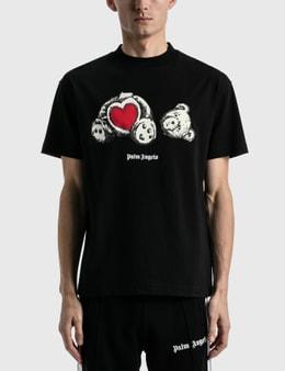 Palm Angels Bear In Love Classic T-shirt
