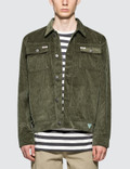 Infinite Archives Guess x Infinite Archives Corduroy Worker Jacket Picture