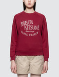 Maison Kitsune Palais Royal Sweatshirt Picture