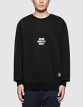 MSGM Identity Unity Sweatshirt Picture