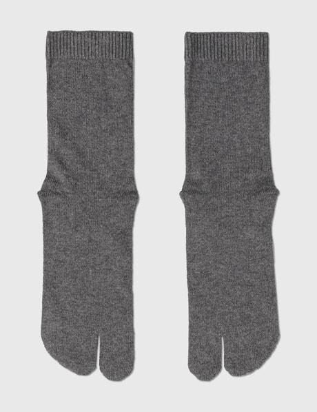 [21SS NEW!] 메종 마르지엘라 타비 양말 Maison Margiela Tabi Socks
