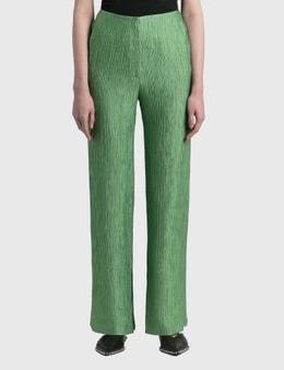 Nanushka Tabbie Pleated  Pants