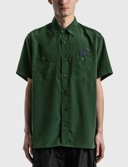 Needles Short Sleeve Work Shirt