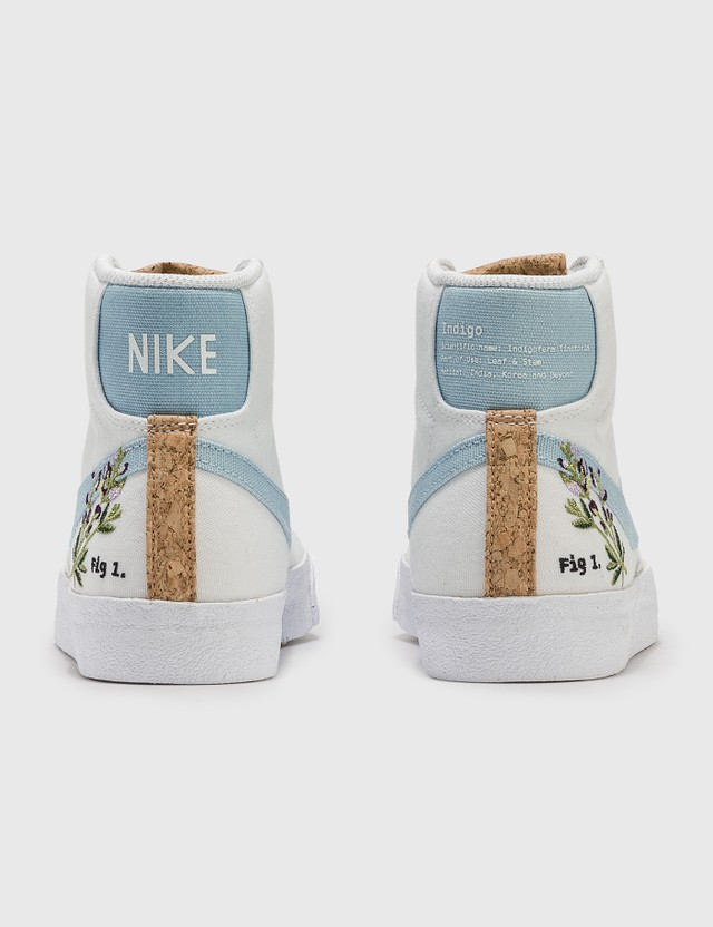 Nike Nike Blazer Mid '77 SE White/obsidian-white-obsidian Women