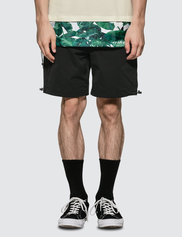 SOPHNET. Drawstring Shorts