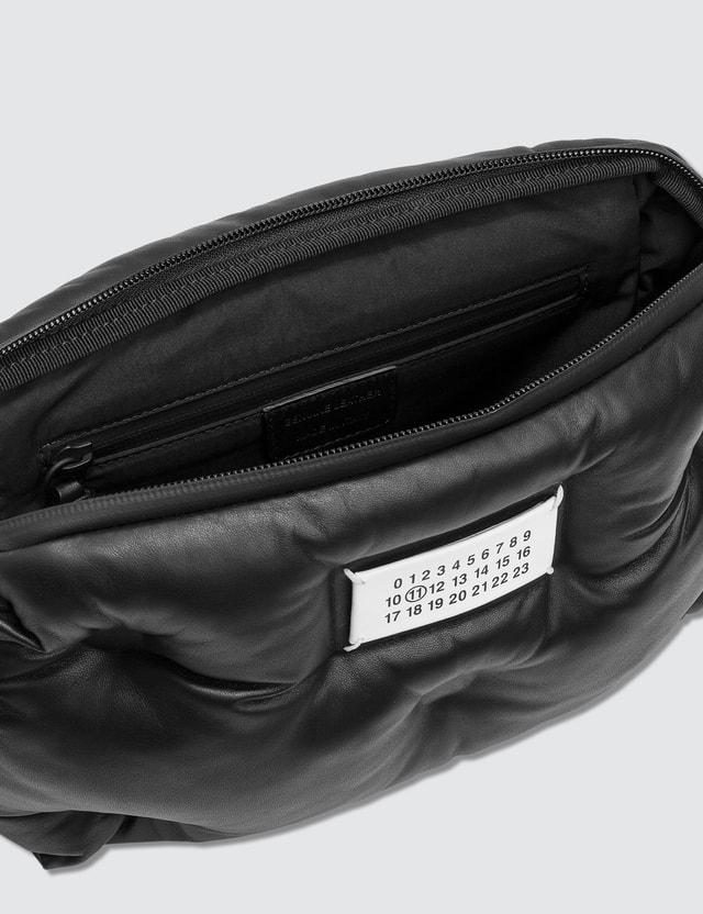 Maison Margiela Glam Slam Leather Crossbody Bag