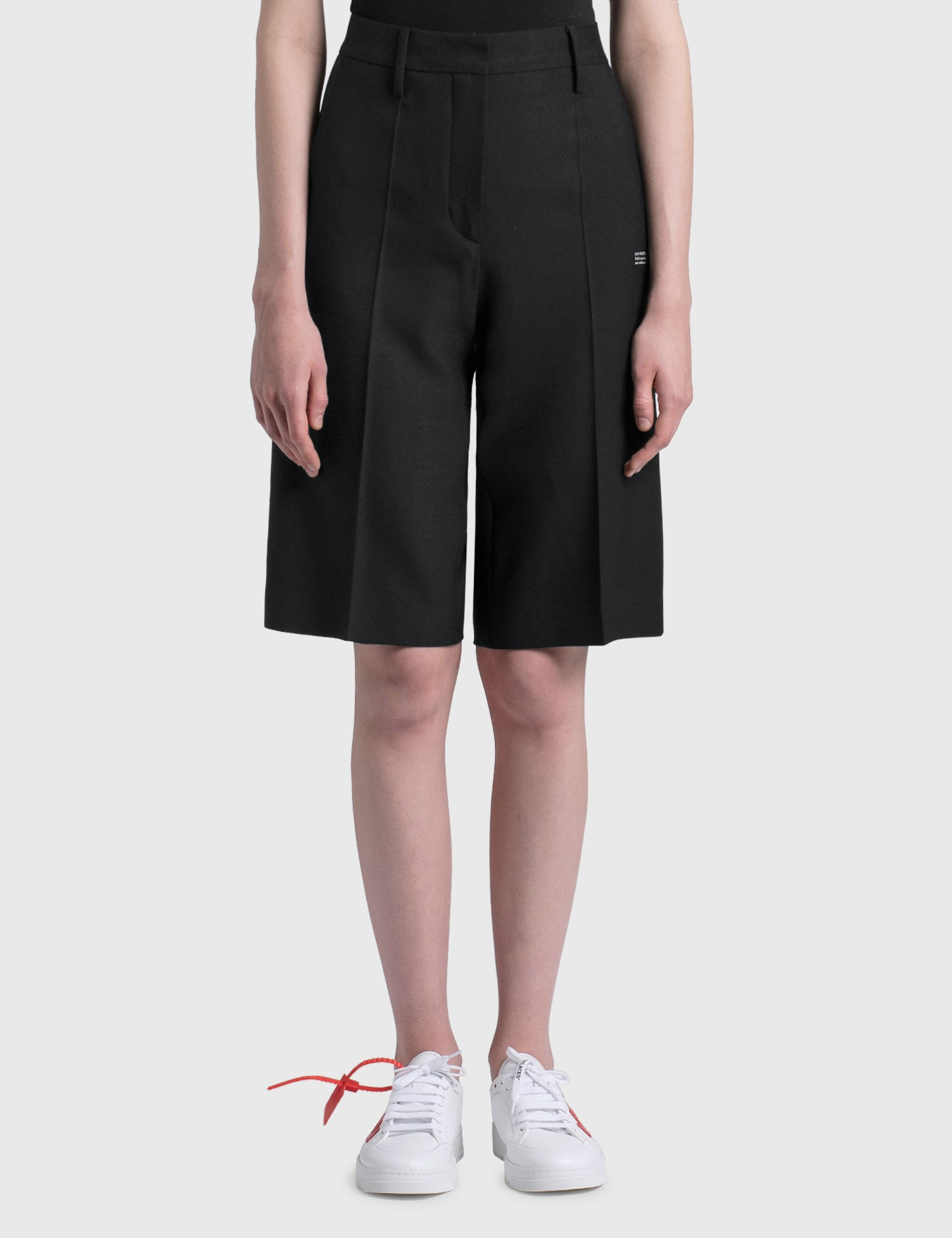 OFF-WHITE Shorts FORMAL SHORTS