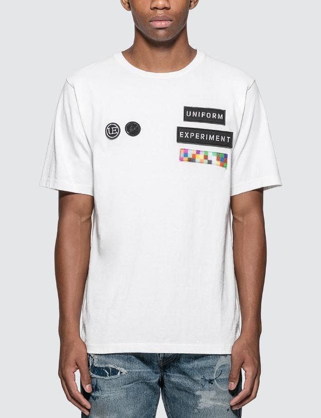 uniform experiment Wappen T-Shirt