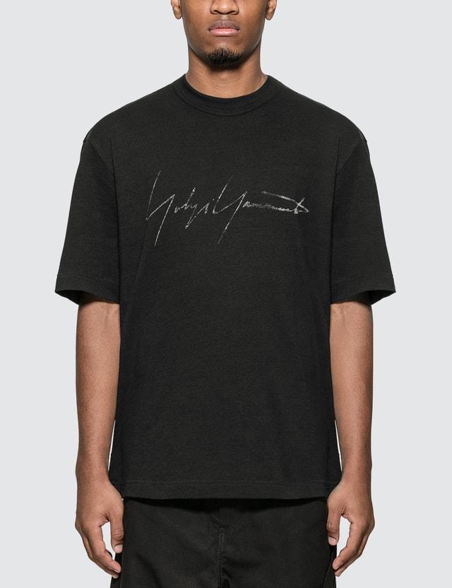 Y-3 Signature Logo T-Shirt