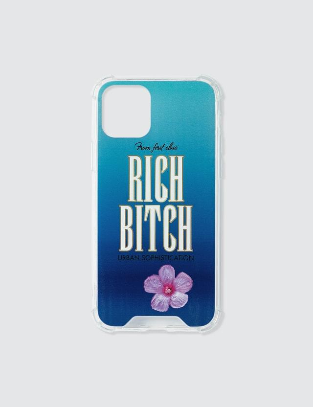 Urban Sophistication Rich Bitch iPhone Case