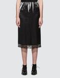 McQ Alexander McQueen Slip Skirt Picture