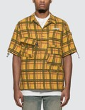 Off-White Check Voyager Shirt
