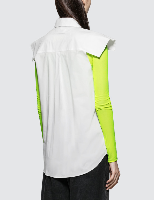 MM6 Maison Margiela Sleeveless Shirt