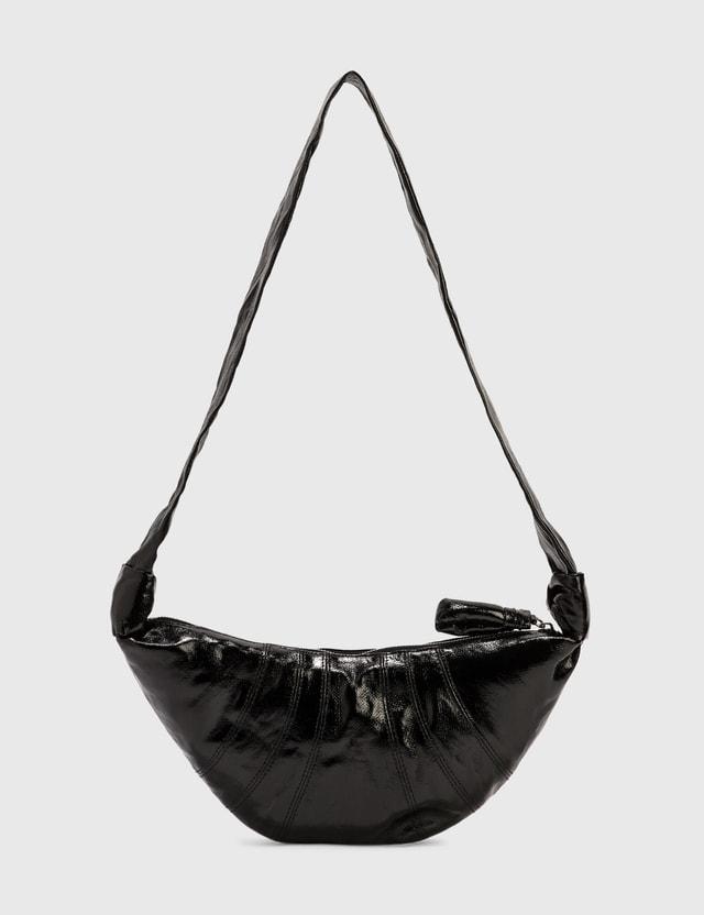 Lemaire Small Croissant Bag Black Women