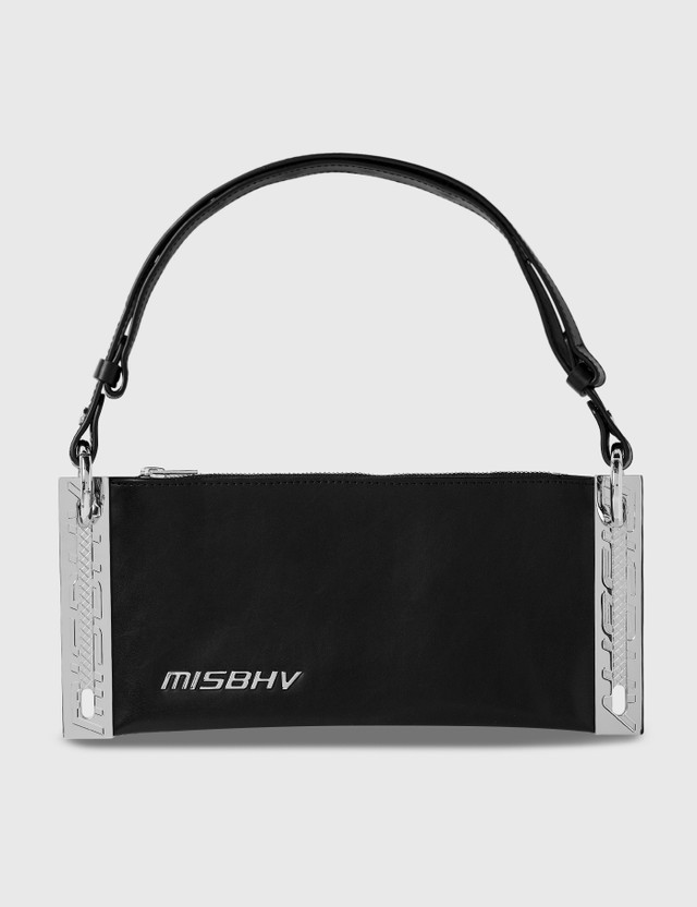 Misbhv Trinity Shoulder Bag Black Black Women