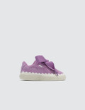 Puma Suede Heart Rubberized Infant Picutre