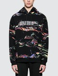 Marcelo Burlon All Over Lights Hoodie Picture