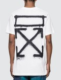 Off-White Spray Painting Slim T-shirt
