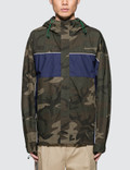 Monkey Time Camo Mountain Parka Picture