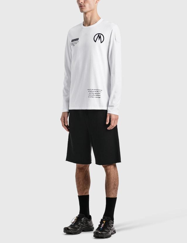 Moncler Long Sleeve T-Shirt