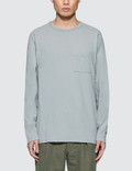 Saturdays Nyc James Pima L/S T-Shirt Picture