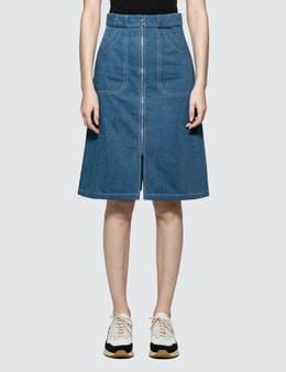 A.P.C. Celeste Skirt