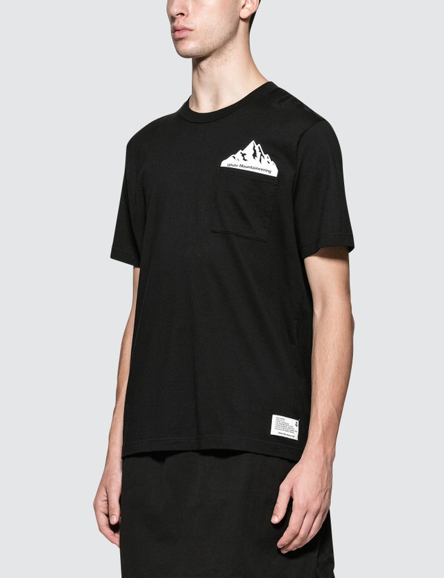 White Mountaineering Printed Pocket T-Shirt