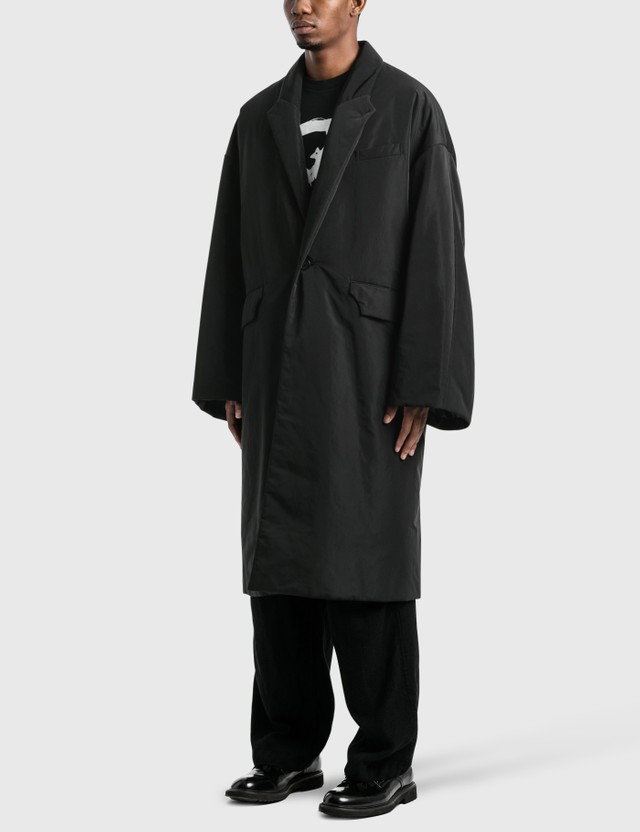 Undercover Oversized Nylon Long Jacket