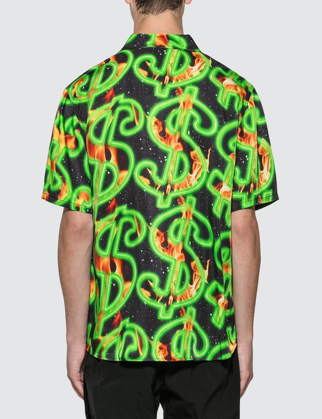 SSS World Corp Fire Shirt