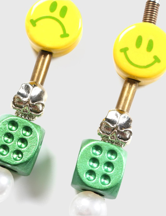 EVAE+ SMILEY CHRISTMAS LIMITED NECKLACE Yellow Men