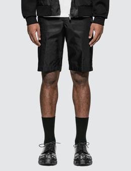 Prada Nylon Gabardine Shorts