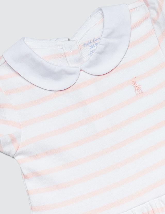 Polo Ralph Lauren Stripe Flare Dress