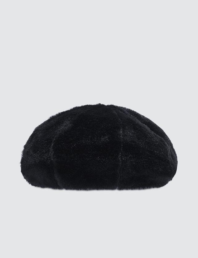X-Girl Fur Beret