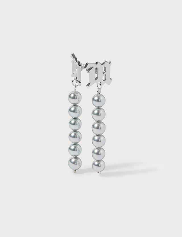 Misbhv The M Pearl Earrings