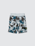 Stone Island Camo Shorts (Kids) Picture