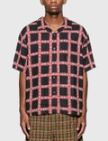 Stussy Hand Drawn Plaid Shirt 사진