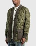 FDMTL Quilted Haori Jacket