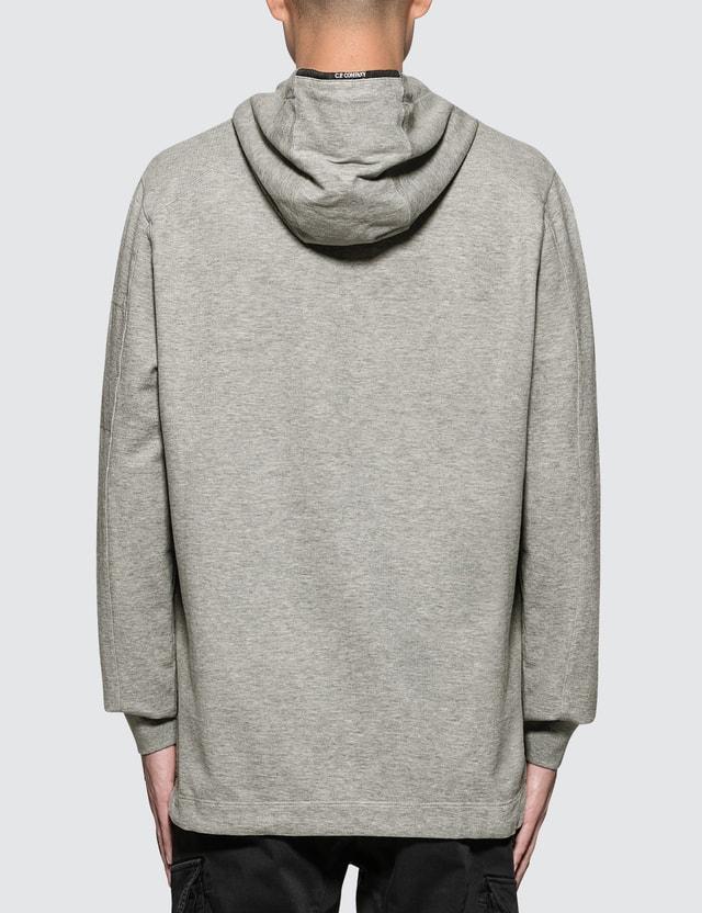 CP Company Garment Dyed Light Fleece Hoodie