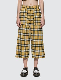 X-Girl Plaid Pants