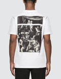 Off-White Caravaggio Square T-shirt Picture