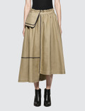 Loewe Belt Pocket Saharienne Skirt Picture