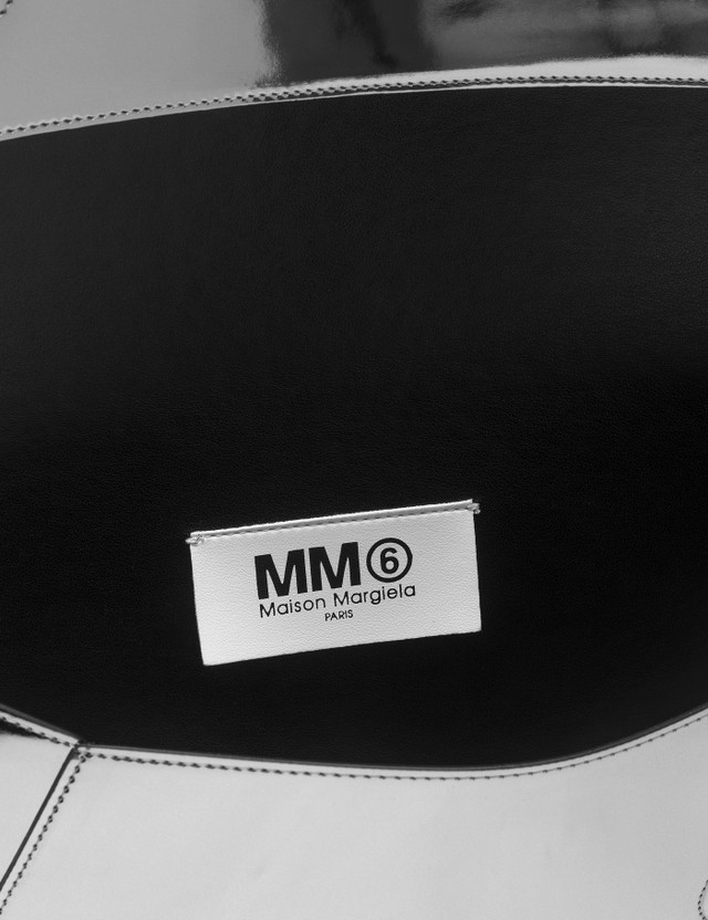 MM6 Maison Margiela Envelope Clutch Bag
