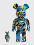 Medicom Toy Be@rbrick Grafflex 100% & 400% Set Picture