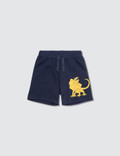 Mini Rodini Draco Sweatshorts Picture