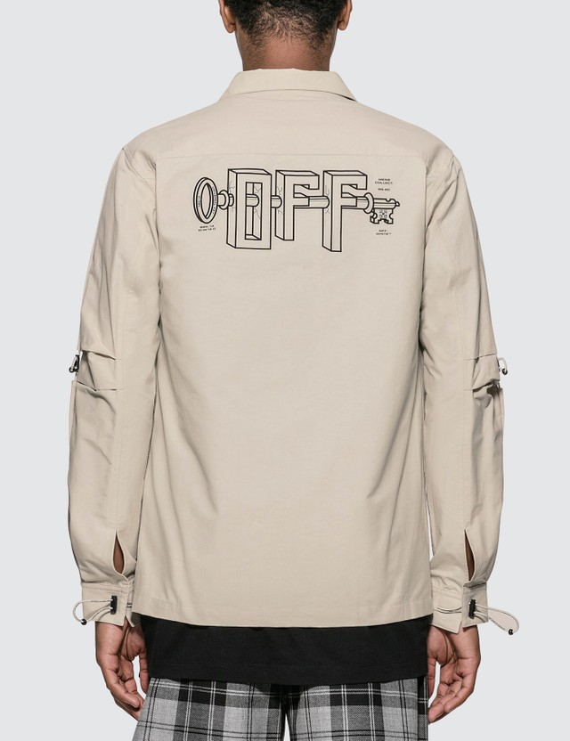Off-White Universal Key Journey Shirt